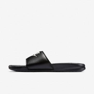 Nike zapatillas para hombre benassi negro/blanco