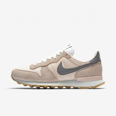 Nike zapatillas para mujer internationalist tinte puesta de sol/blanco cumbre/gris azulado