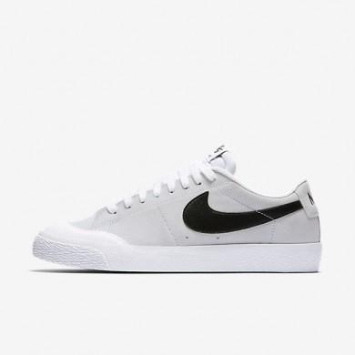 Nike zapatillas para hombre sb blazer low xt blanco cumbre/blanco/marrón claro goma/negro