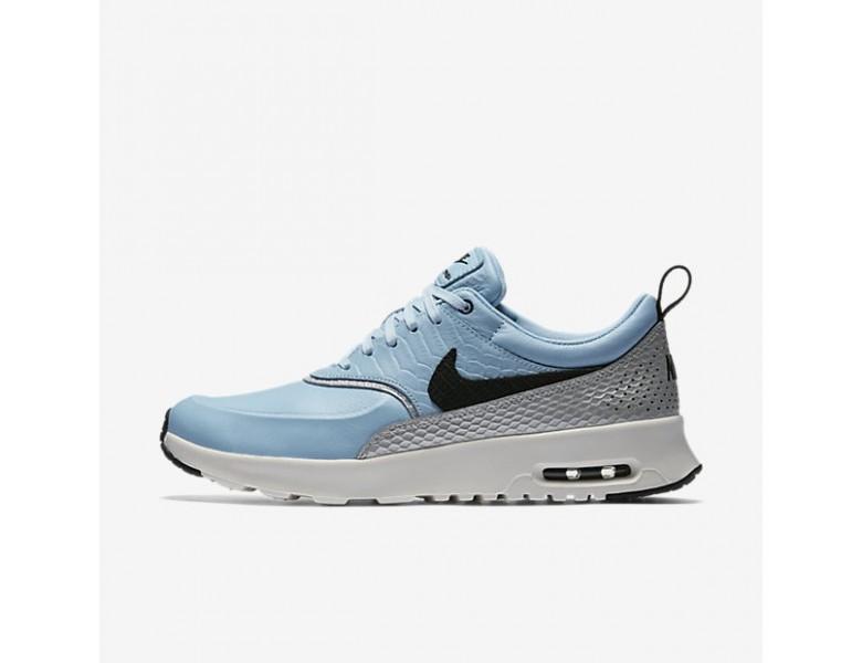 Acumulativo orgánico bordado  España Nike zapatillas para mujer air max thea lx azul mica/plata metalizado/marfil/negro  Outlet online.